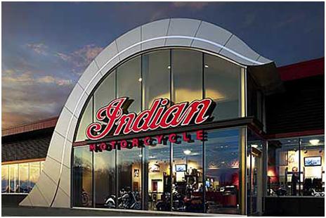 Indian Motorrad Shop